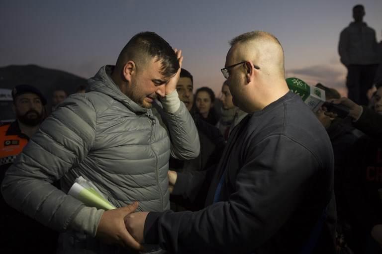 España, en duelo tras encontrar muerto al niño que cayó en un pozo